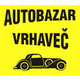 Autobazar Vrhaveč - Otakar Výborný